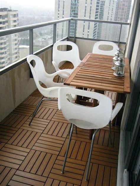wood tiling wooden floor   balcony interior