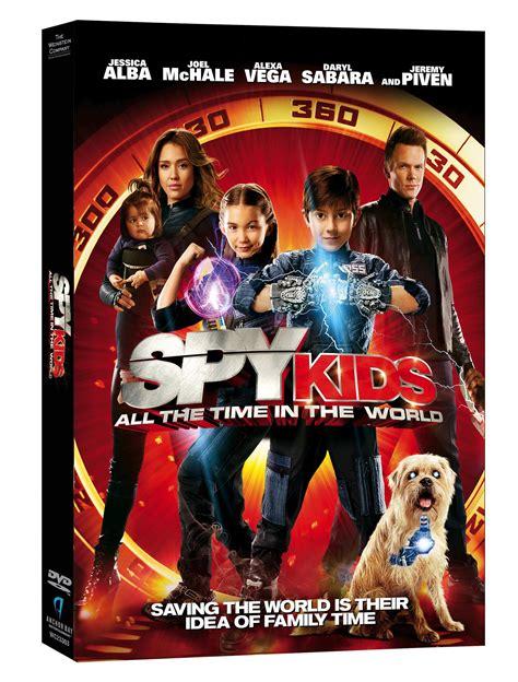 spy kids time world