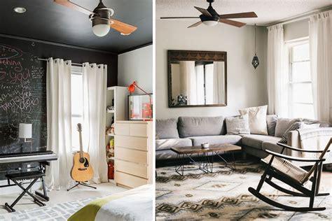 ventiladores de techo modernos  mitigar el calor