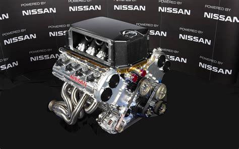nissan v8 supercar engine revealed 1 of 2