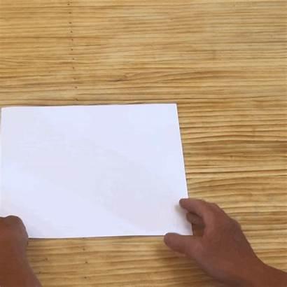 Punch Hole Books Folding Paper Half Sheets