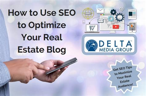 Search Engine Optimization Seo For Real Estate Blogs