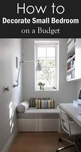 43, Perfect, Small, Bedroom, Decorating, Ideas, On, A, Budget