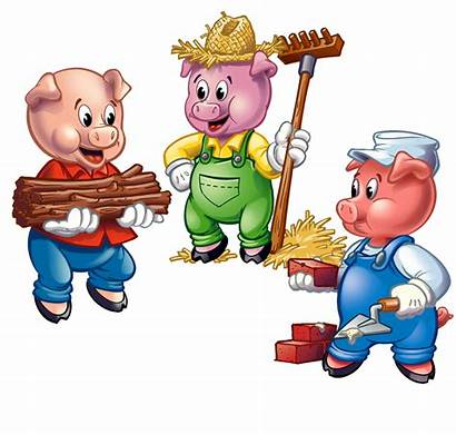 Pigs Three Clipart Transparent Library Graphic