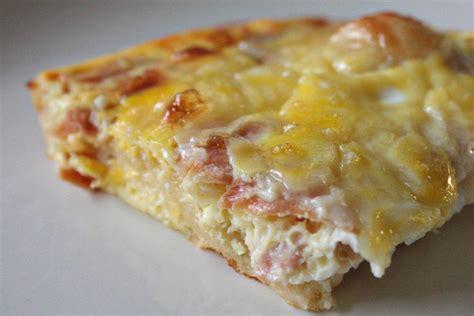 egg breakfast bake momma hen s kitchen bacon egg and cheese breakfast casserole