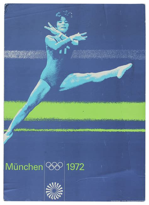 lot detail gymnastics poster   summer olympic games