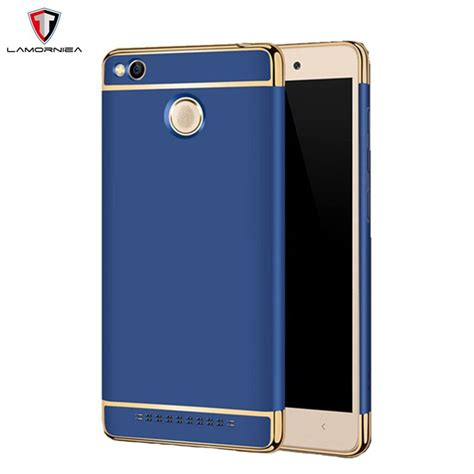 Hardcase Chrome Xiaomi Redmi 3 lamorniea for xiaomi redmi 3s 3s 3 in 1 luxury