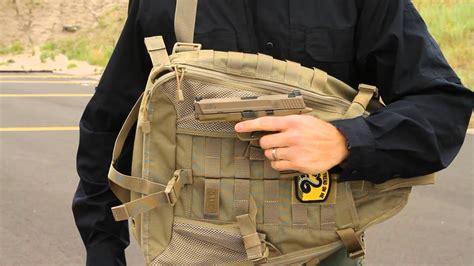 tactical triab  bag youtube