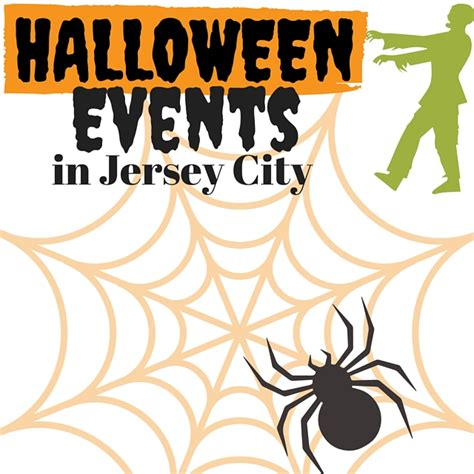 Halloween Events In Jersey City