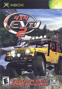4x4 Evo 2  2001  Xbox Credits