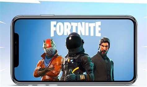 fortnite mobile  epic games sends  friend