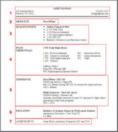 helicopter pilot resume pilot sle resume an exle resume