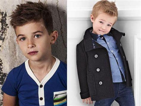 Модные стрижки для мальчиков 20202021 красивые прически для мальчиков фото идеи