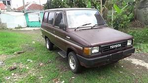 1989 Toyota Kijang Super 1 5  Kf40   Start Up  U0026 In Depth Review