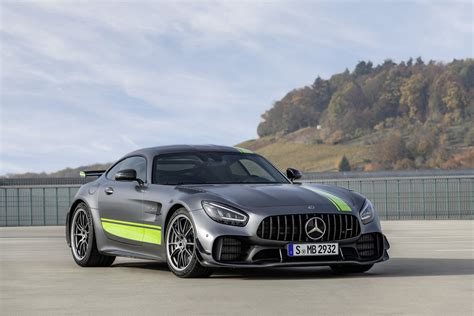mercedes amg gt  pro officially revealed gtspirit