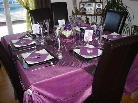 chambre gris et aubergine table de noêl 2010 photo 6 8 cette ée violet et