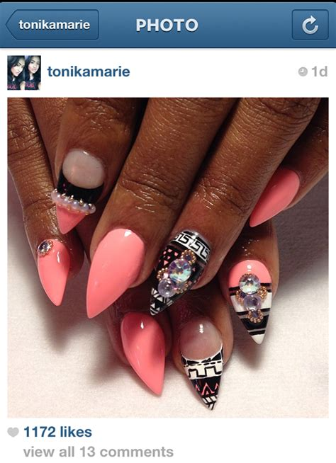 nail artists  instagram   follow page