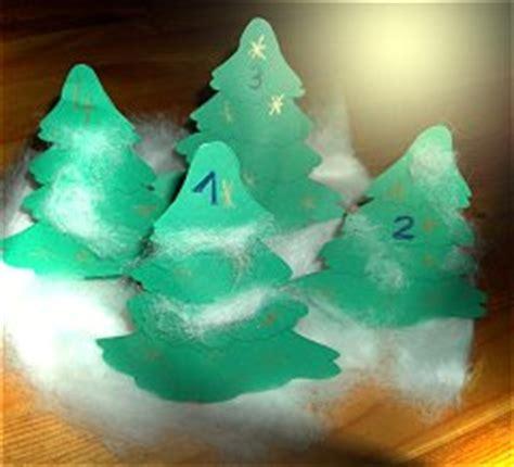 adventskalender basteln  der weihnachtsseite fuer kinder