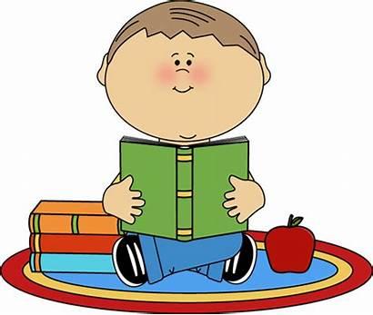 Reading Clipart Books Children Clipartmag