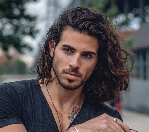 the best men s hairstyles for long hair to try in 2018