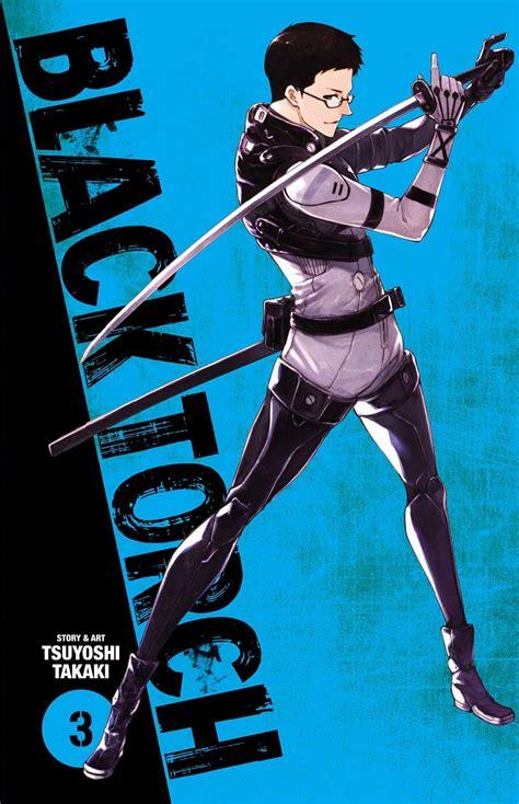 black torch manga volume