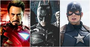 Top, 10, Superhero, Movie, Trilogies, Ranked