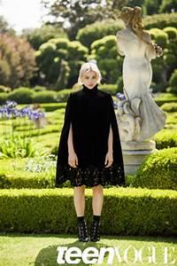 Chloe Moretz - Teen Vogue Magazine October 2014 Issue