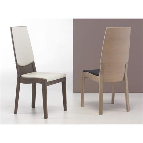 chaises pour salle à manger chaise moderne pour salle a manger le monde de léa