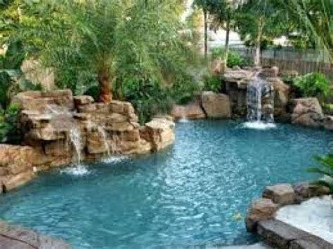 asri sederhana  desain kolam renang minimalis modern