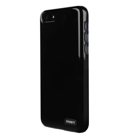 black iphone 5c cygnett form pc for iphone 5c black mobilefun india