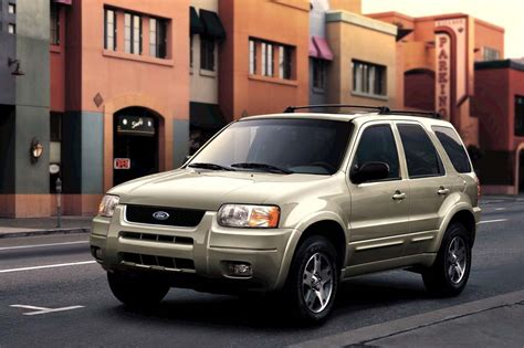 ford escape consumer guide auto