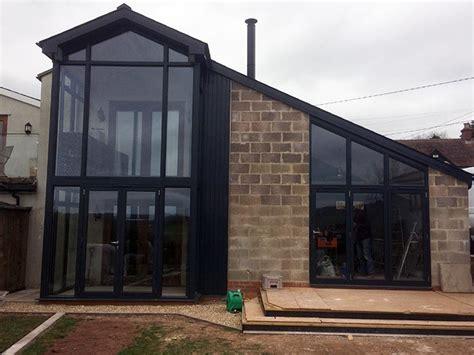 aluminium windows  bifold doors newent gloucestershire