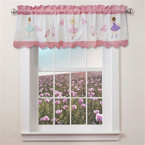 Sears Window Treatments Hardware by My World Ballet Lessons Valance Home Home Decor
