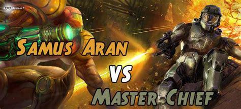 Samus Aran Vs Master Chief Who Would Win Nerdburglars