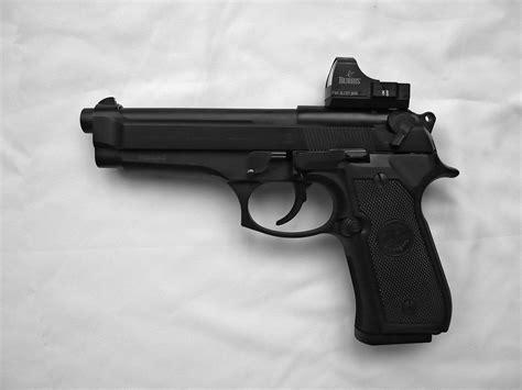 Anyone Built A True Target Pistol Out Of A Pt92?