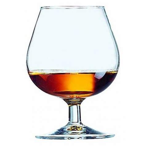 verre a cognac verre 224 cognac digestif 25cl lot de 6 d 233 gustation arcoroc