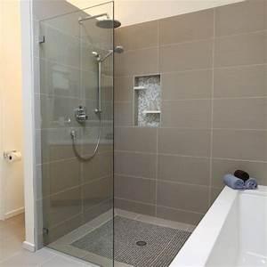 Fliesen Abdichten Dusche Nachträglich : wc wand dusche badewanne ablage in dusche glasabtrennung bathroom bad pinterest ~ Buech-reservation.com Haus und Dekorationen
