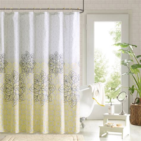 tropical fish shower curtain how to choose a unique shower curtain bathroom