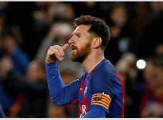 WATCH La Liga Magnificent Messi stars as Barcelona rout
