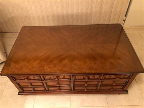 See more of apothecary coffee on facebook. American Signature Apothecary coffee table with custom made glass top for Sale in Port Charlotte ...