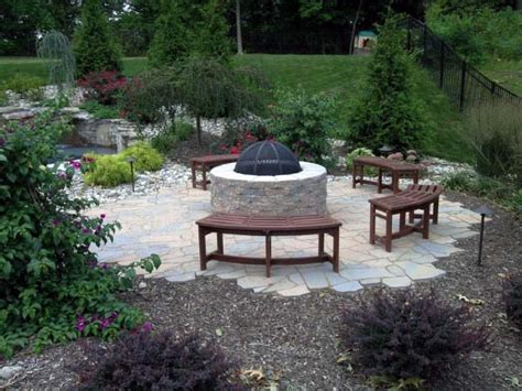 Backyard Pit Landscaping Ideas by Top 50 Best Pit Landscaping Ideas Backyard Designs