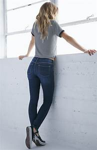 Cool New Ways of Wearing Basic Skinny Jeans - Outfit Ideas HQ