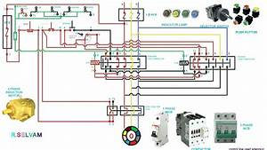 Diagram Wiring Diagram For Motor Starter 3 Phase Full Version Hd Quality 3 Phase Ongoingwiring Mandigotte Fr