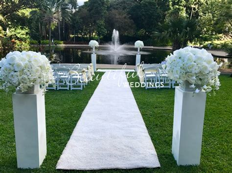 Garden Decoration Brisbane by Brisbane Beautiful Weddings