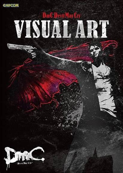 Dmc Devil Cry Visual Sparda Capcom Paperback