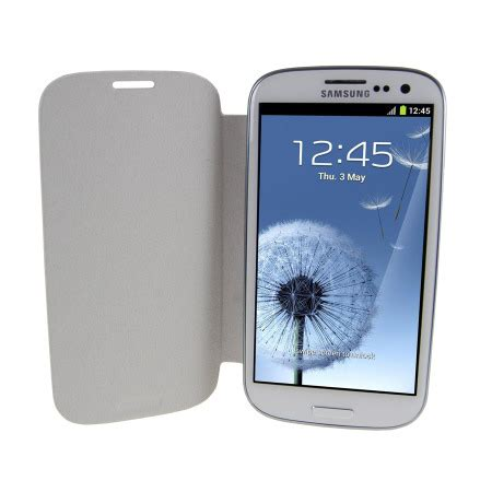 Flip Cover Samsung S3 cover flip originale per samsung galaxy s3 efc