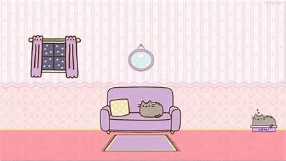 Pusheen Cat Desktop Wallpapersafari