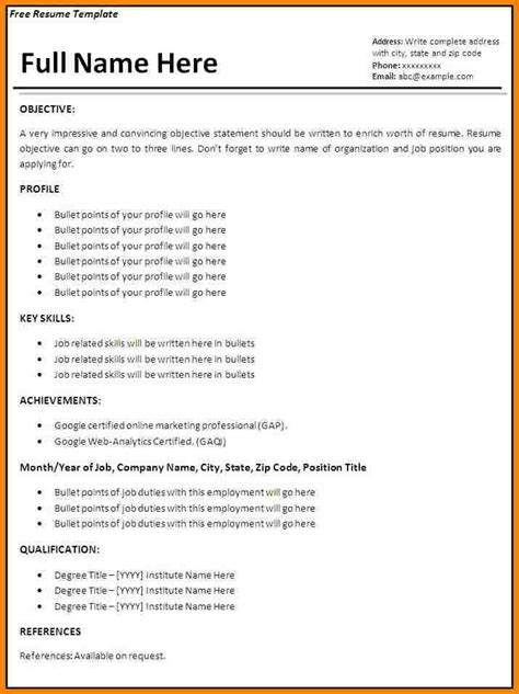 resume sle for application doc 9 resume format for teachers inventory count sheet