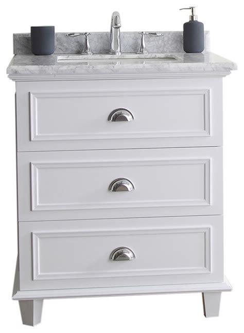 ari kitchen bath ally bathroom vanity white 30