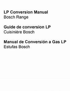 Bosch Hgs3052uc